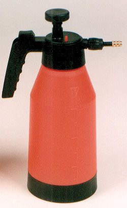 orange pump up sprayer